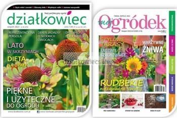 PAKIET rocznej prenumeraty Mój Ogródek i działkowiec