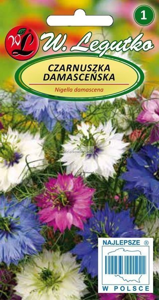 Czarnuszka damasceńska - mieszanka (2 g)
