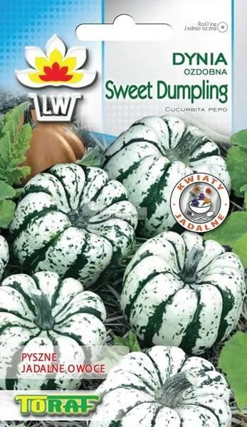 Dynia ozdobna - Sweet Dumpling 2 g