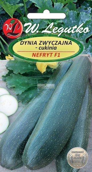 Dynia zwyczajna cukinia Nefryt F1 (3 g)