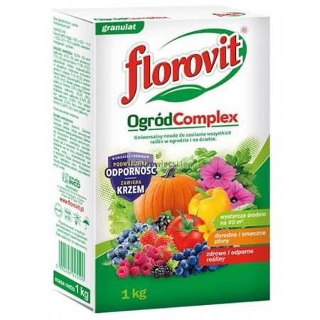 Florovit nawóz ogród complex 1kg