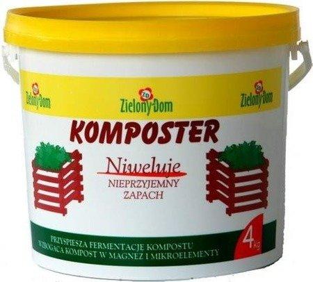 Komposter do kompostowania z GUANO 4 kg