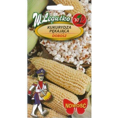 Kukurydza pękająca Dobosz F1 (10 g)