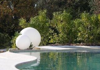 Kula podświetlana Bolas 60 cm