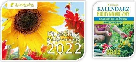 Pakiet kalendarz książkowy + ścienny 2022