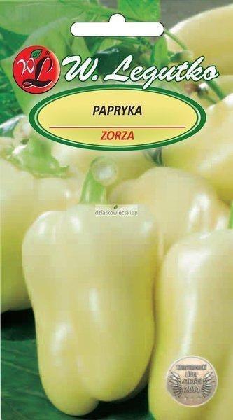 Papryka słodka Zorza (0,5 g)