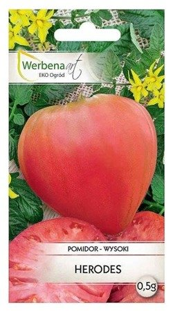 Pomidor wysoki Herodes (Lycopersicon esculentum Mill) 0,5g