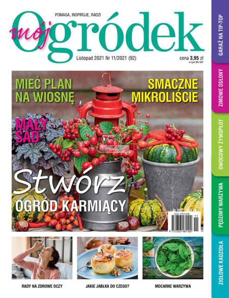 Roczna prenumerata Mój Ogródek
