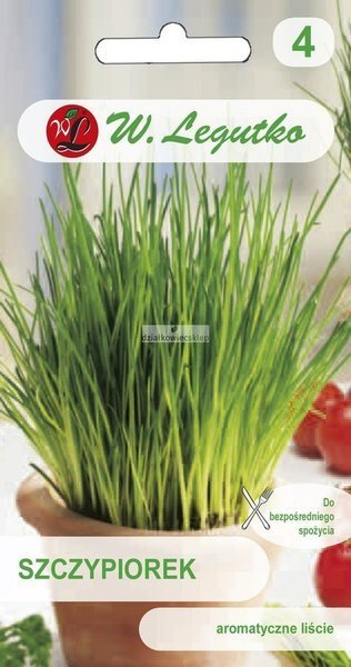 Szczypiorek Medium leaf (2 g)
