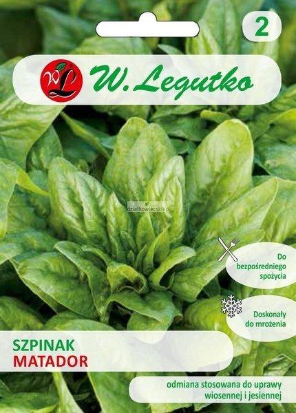 Szpinak Matador (10 g)