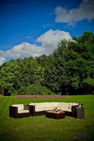Zestaw mebli ogrodowych METROPOLI