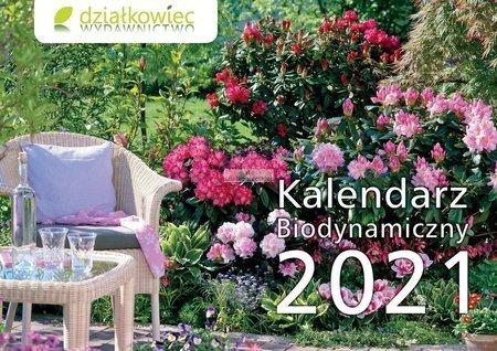 Ścienny Kalendarz Biodynamiczny 2021